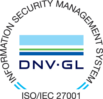 ODDSET Sportwetten ist ISO/IEC 27001 zertifiziert.