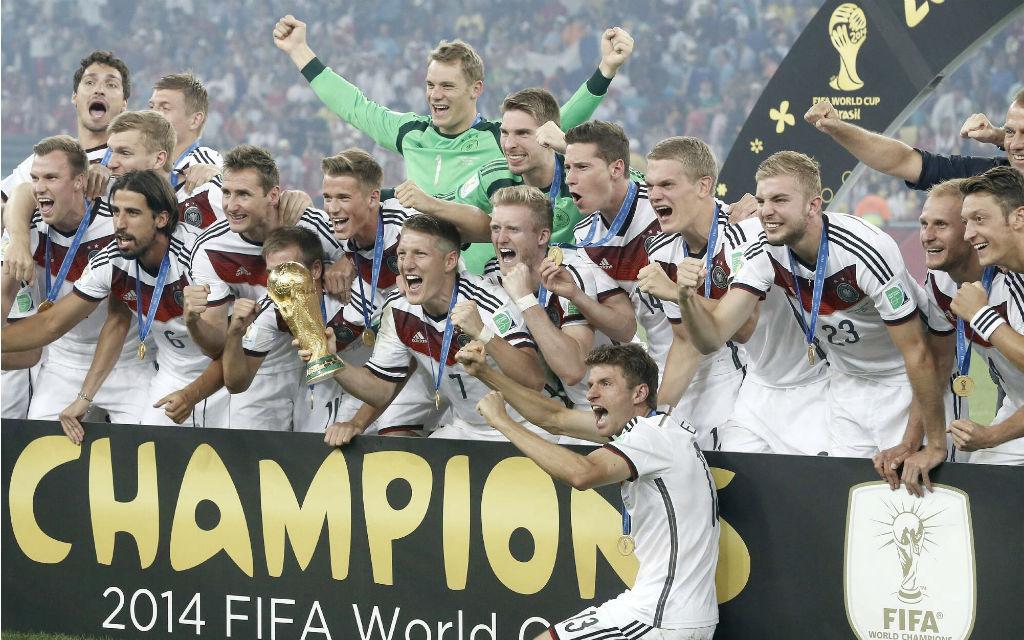 Deutschland - Fußball-Weltmeister 2014