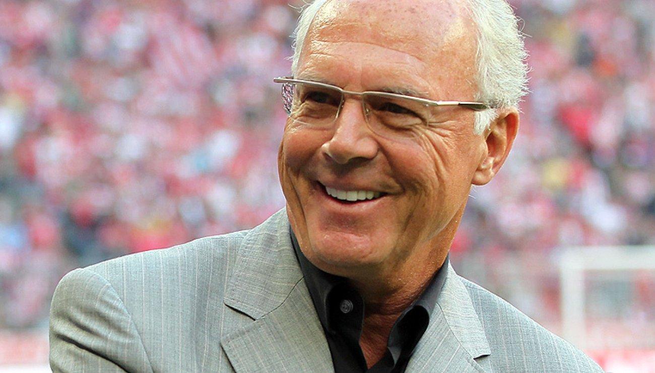 Franz Beckenbauer Aktuell