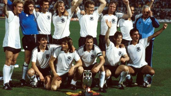 EM 1980 in Italien - Deutschland wird Europameister