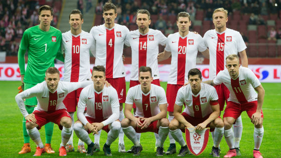 EM 2016 Team Polen