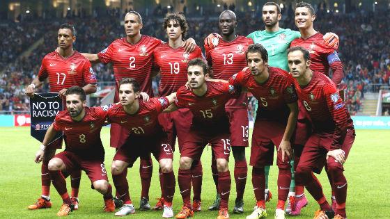 EM 2016 Team Portugal