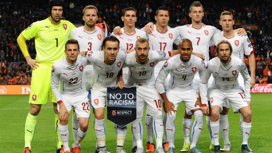 EM 2016 Team Tschechien