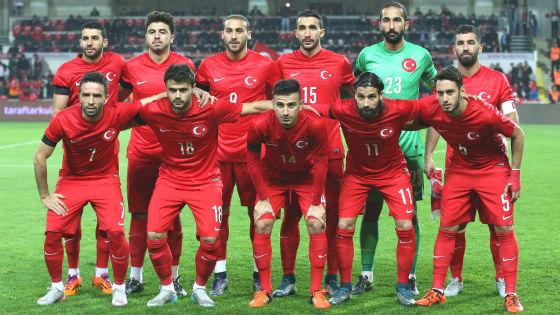 EM 2016 Team Türkei