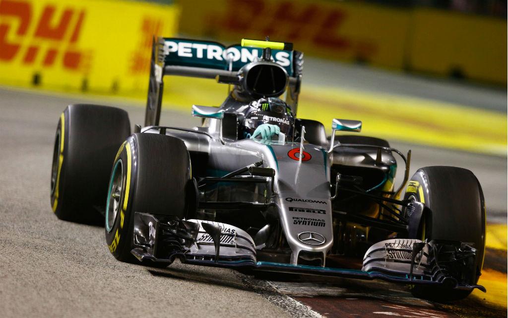 Nico Rosberg Grand Prix von Singapore | Formel 1 Weltmeisterschaft 2016
