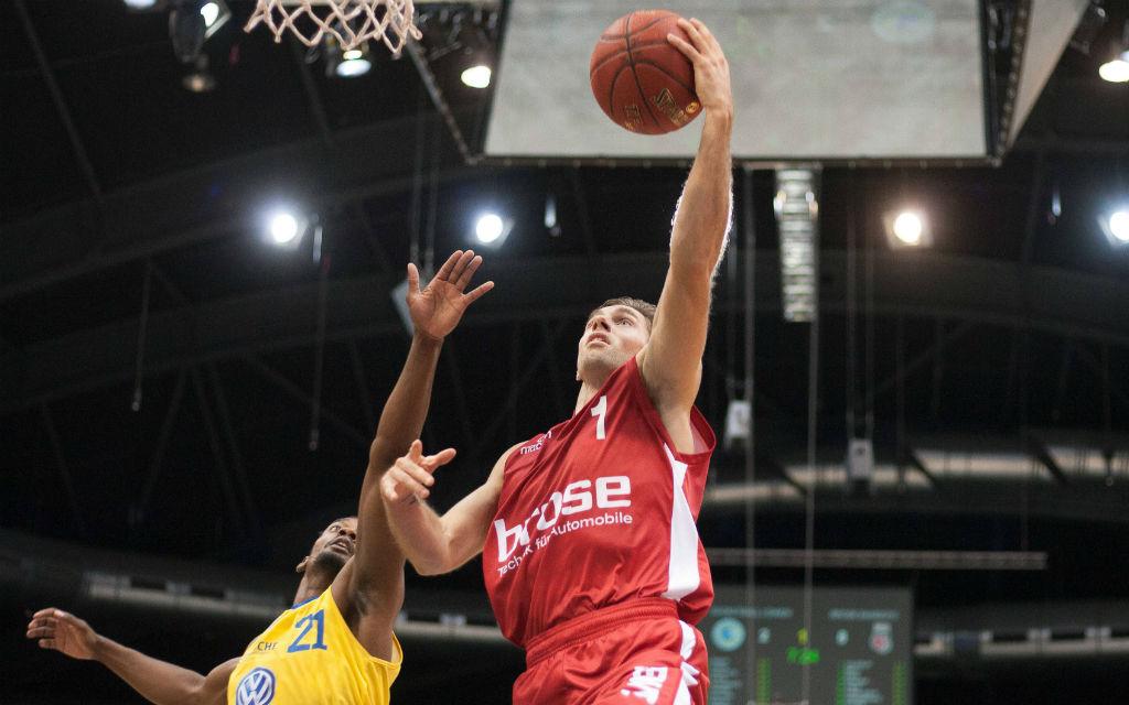 Fabien Causeur, Brose Baskets Bamberg