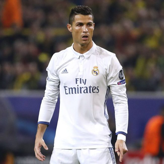 Christiano Ronaldo CR7 Real Madrid