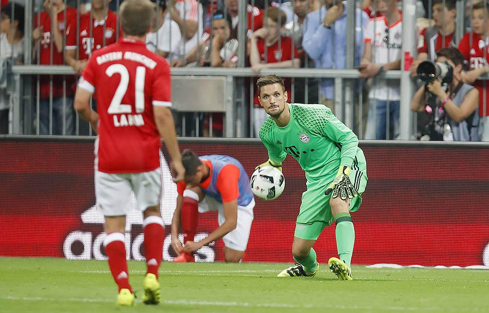 Sven Ulreich Torwart FCB
