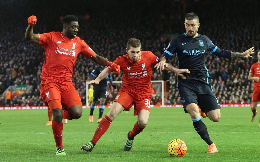 FC Liverpool gegen Manchester City