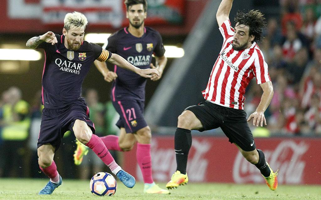 Kann Bilbao (r. Beñat) Messis (l.) FC Barcelona Paroli bieten?