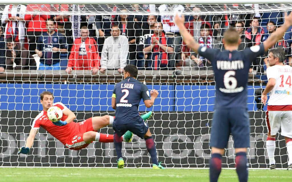 In der Liga schlug PSG Bordeaux mit 2:0.