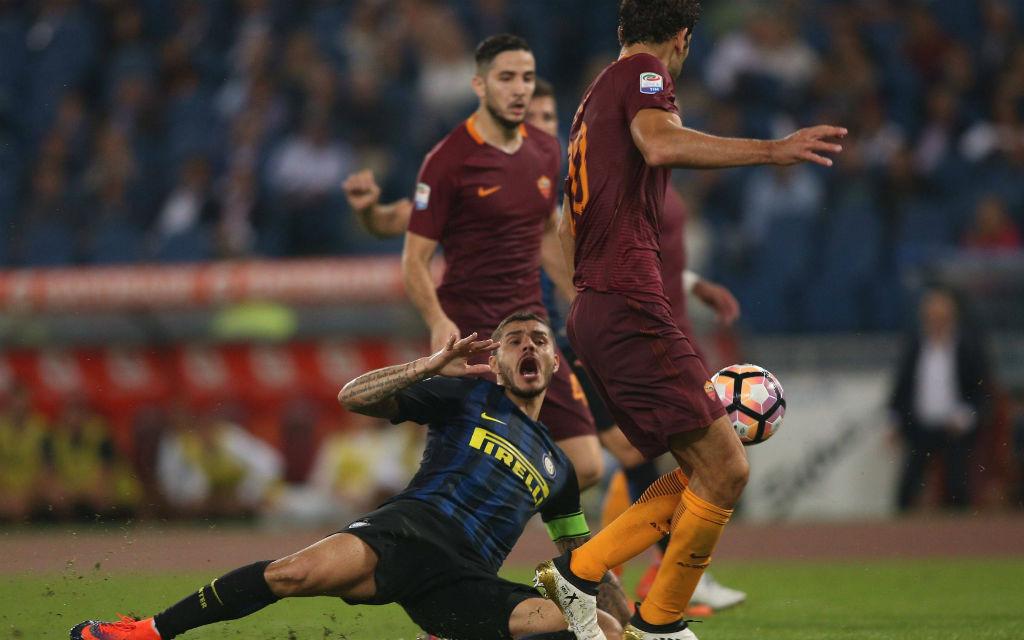 Om Oktober verlor Inter in Rom etwas unglücklich 1:2.