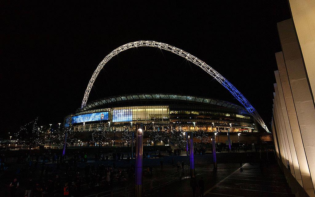 Tottenham weicht in der Europa League ins Wembleystadion aus.