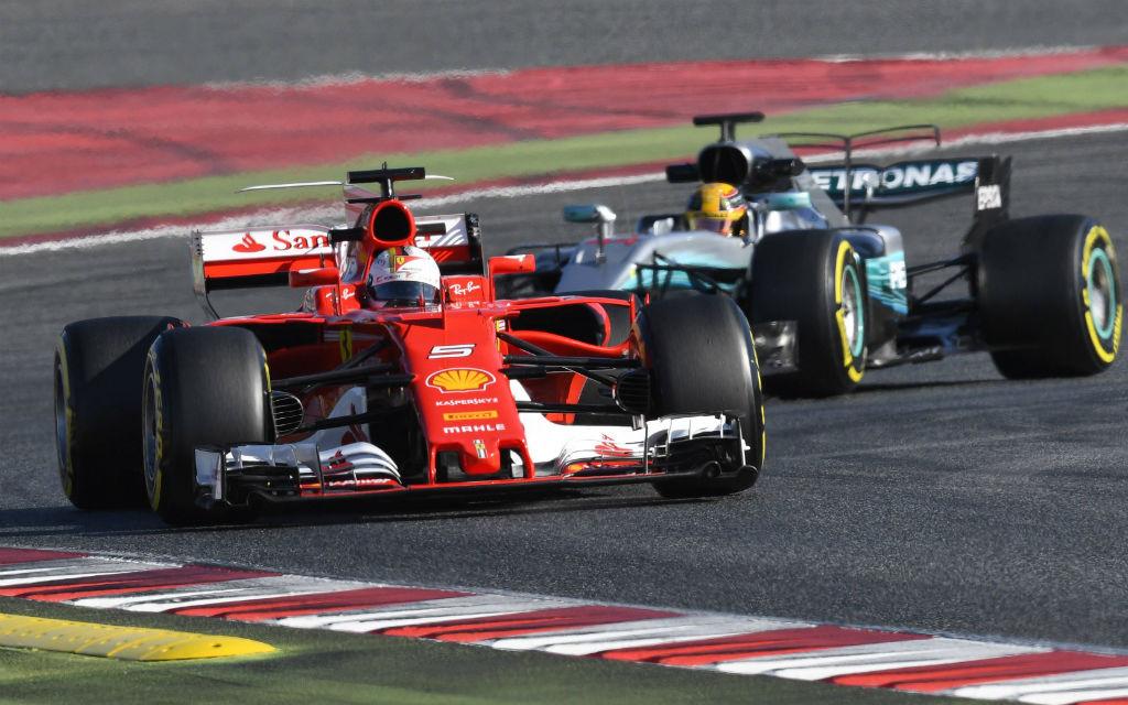Mercedes oder Ferrari - wer hlt sich die Formel-1-Krone?