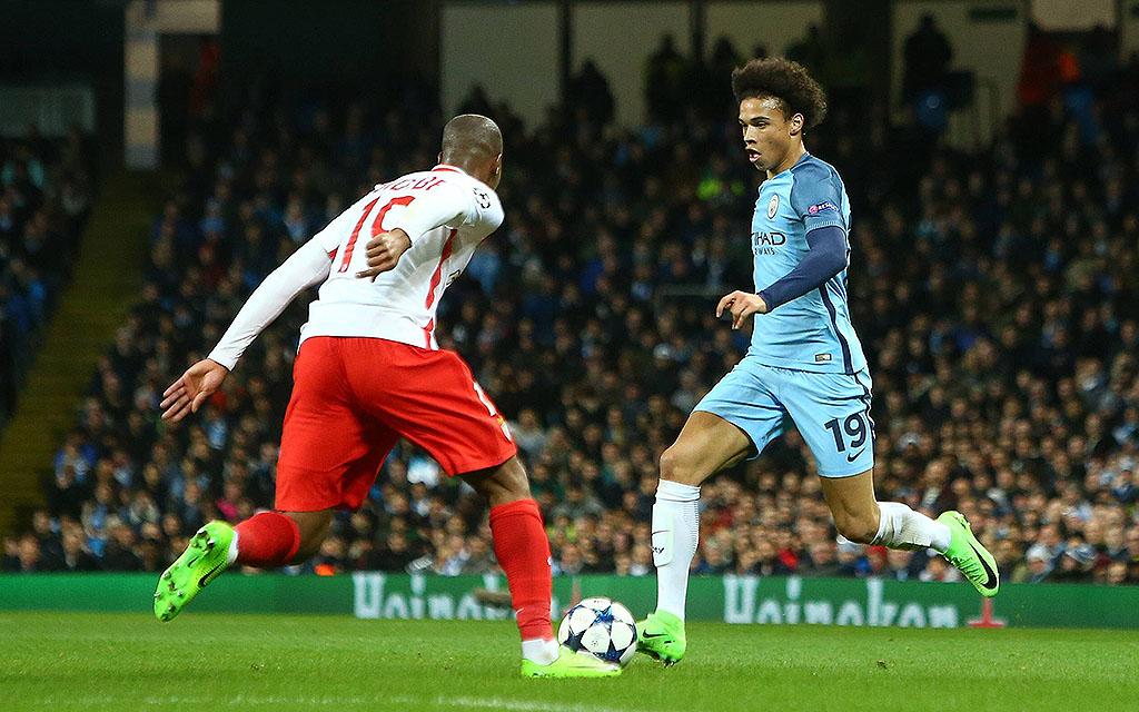 Imago / Leroy Sane und Manchester City wollen ein Wunder verhindern