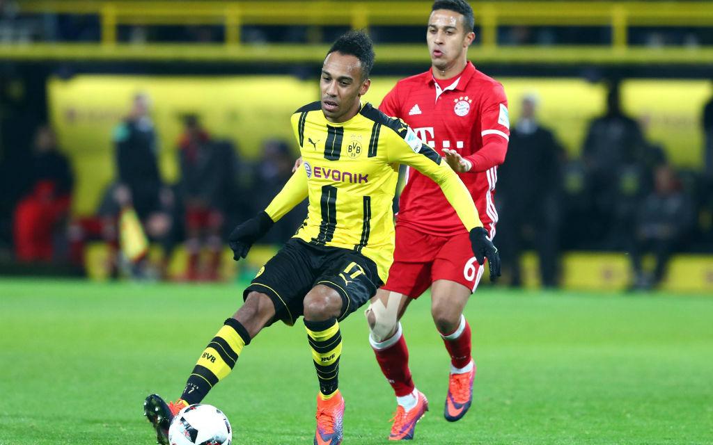 In der Hinrunde entschied Aubameyangs Treffer das Spitzenspiel zu Gunsten des BVB.