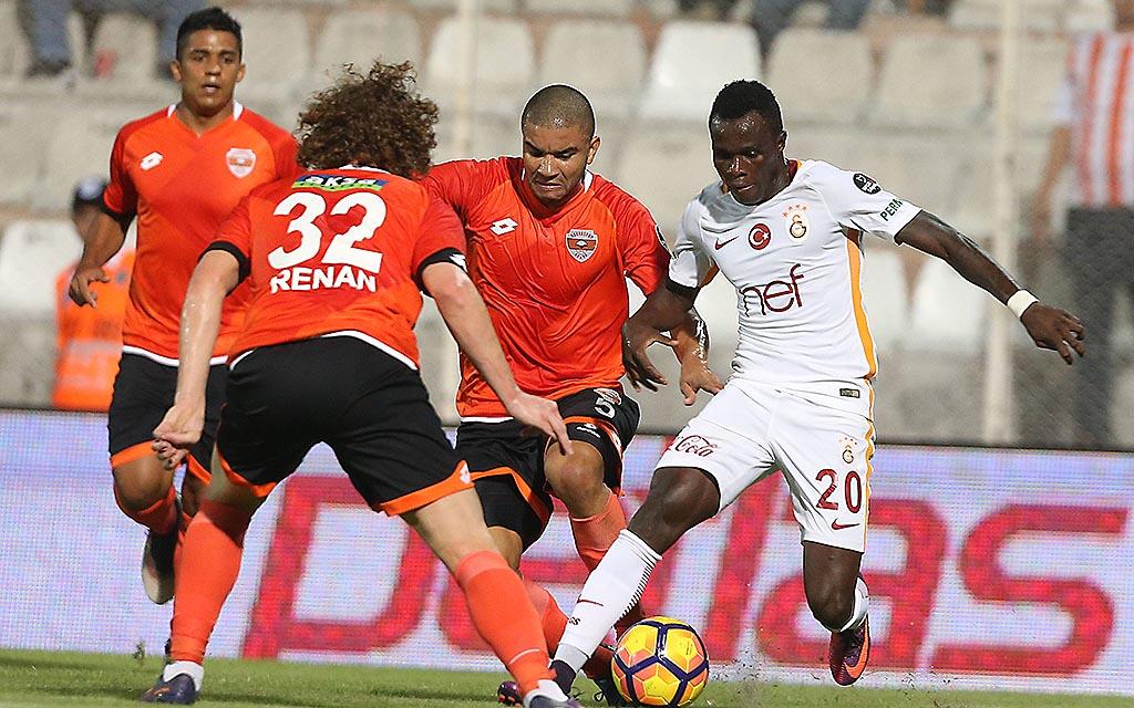 Imago | Wichtiger Ausfall: Bei Galatasaray fällt Flügelflitzer Bruma aus