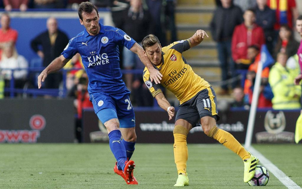Die Serie auf 20 ungeschlagene Liga-Duelle ausgebaut: Arsenal punktet in der Hinrunde in Leicester.