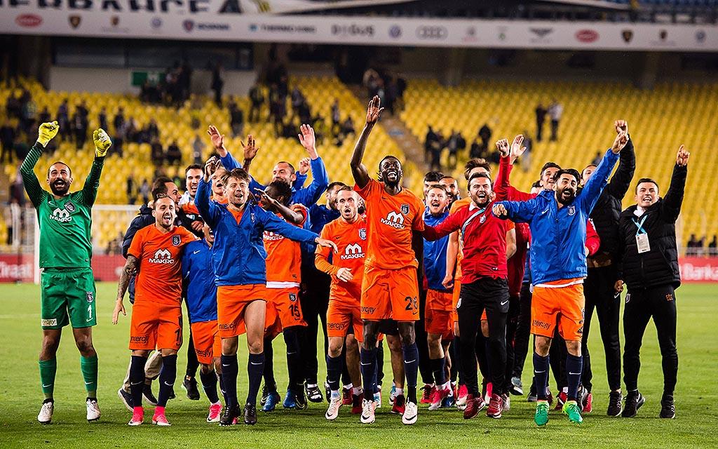 Imago | Basaksehir feiert im Halbfinale, nun auch gegen Konyaspor?