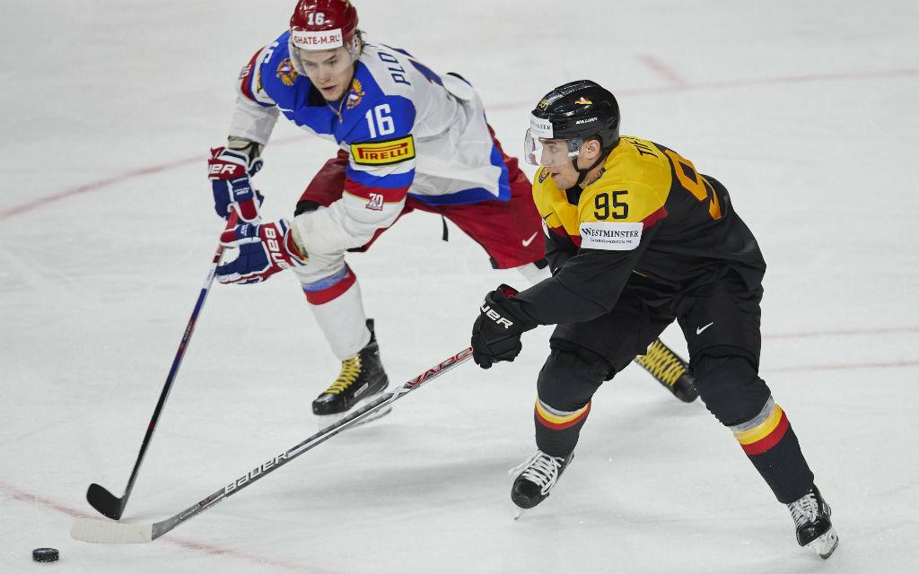Nach der Klatsche gegen Russland muss nun der Erfolg gegen die Slowakei her - ein deutscher Pflichtsieg.