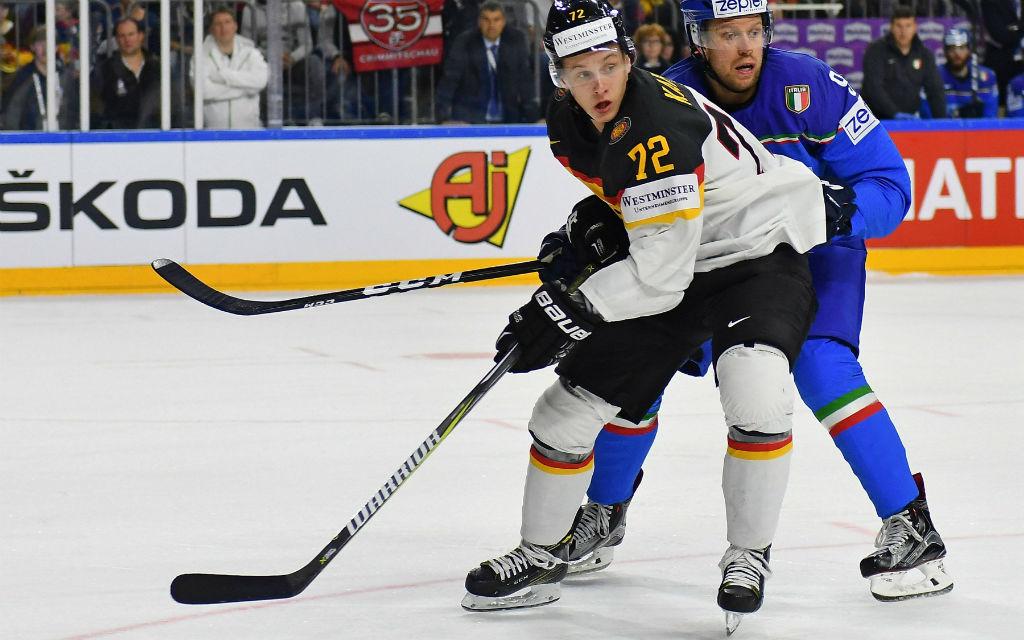 Deutschland, Sieger gegen Italien, siegen sie auch gegen Lettland?
