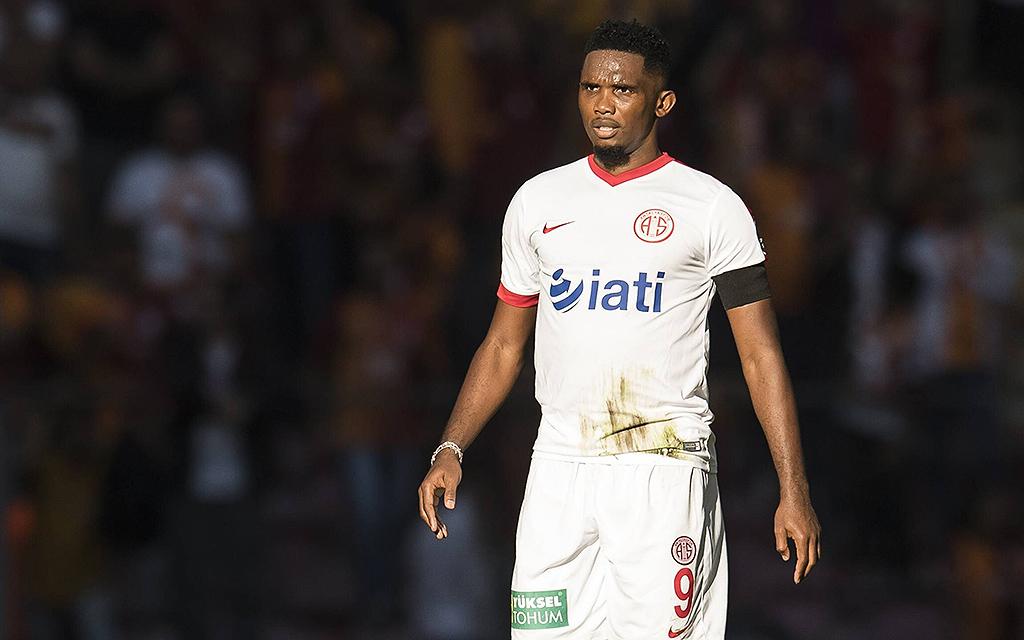 Imago | Der Torgarant für Antalyaspor: Samuel Eto'o