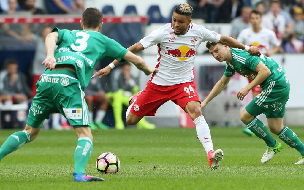 RB Salzburg will gegen Rapid Wien das vierte Double in Serie schaffen.