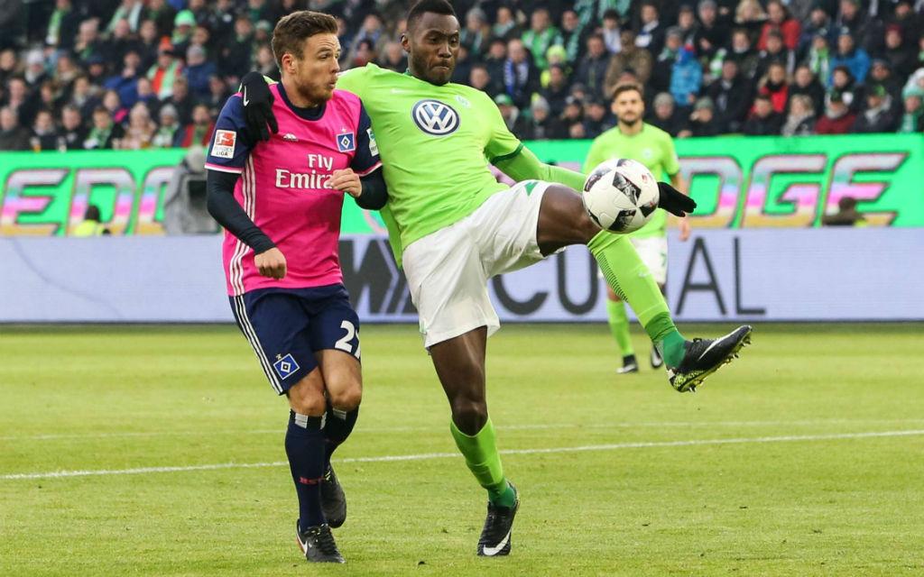 Wenn der HSV gegen WSolcfsburg nicht gewinnt, muss er in der Relegation nachsitzen.