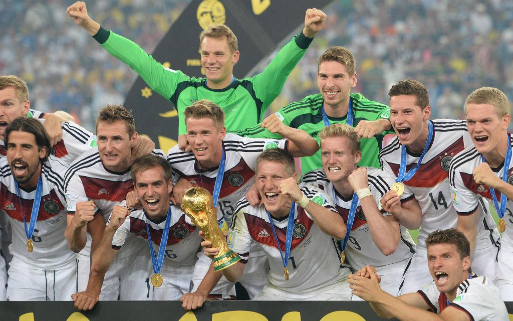 Der Weltmeister von 2014 will den Confed Cup gewinnen.