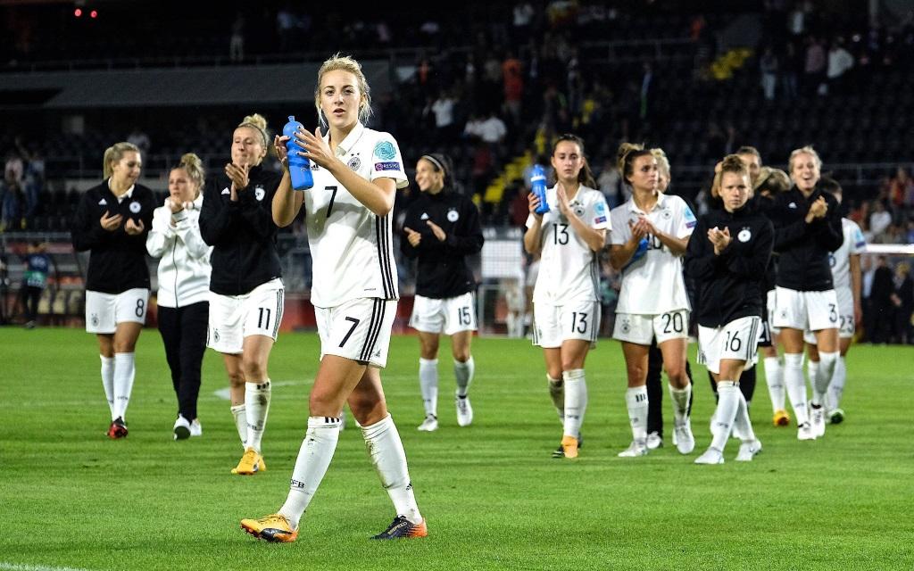 Deutschland nach der Nullnummer gegen Schweden bei der Euro in den Niederlanden.