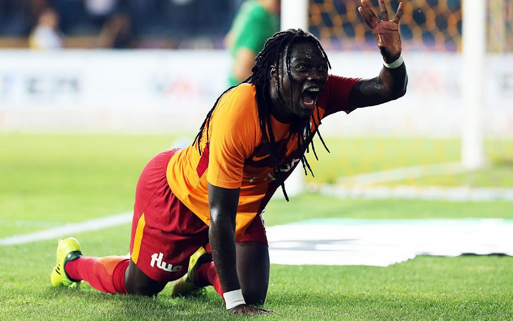 Faucht Bafetimbi Gomis Galatasaray wieder zum Sieg?