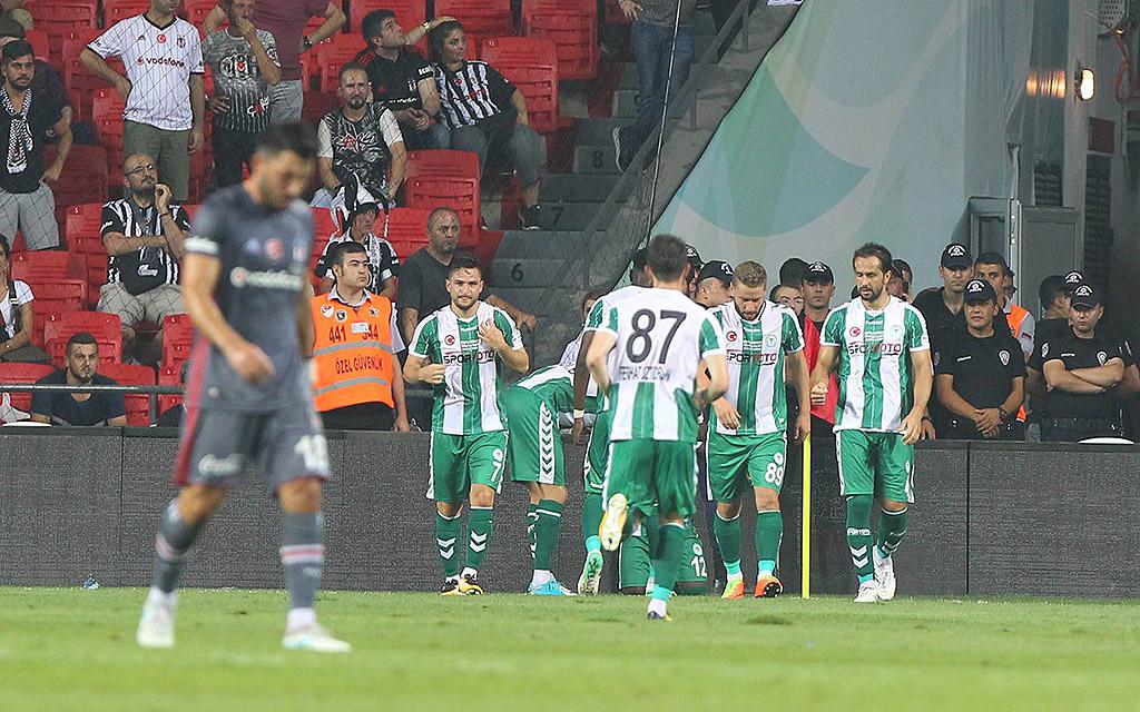 Gibt es wieder etwas zu Jubeln für Konyaspor?