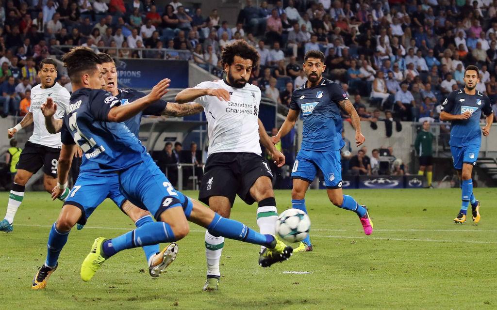Am Ende siegte die Erfahrung: Liverpool gewann knapp 2:1 gegen Hoffenheim.