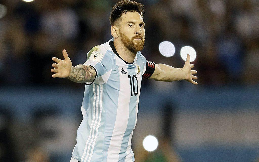 Argentinien darf in Uruguay auf Lionel Messi setzen