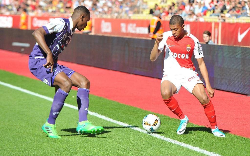 Mit 107 Ligatoren hatte Monaco enormen Torhunger.