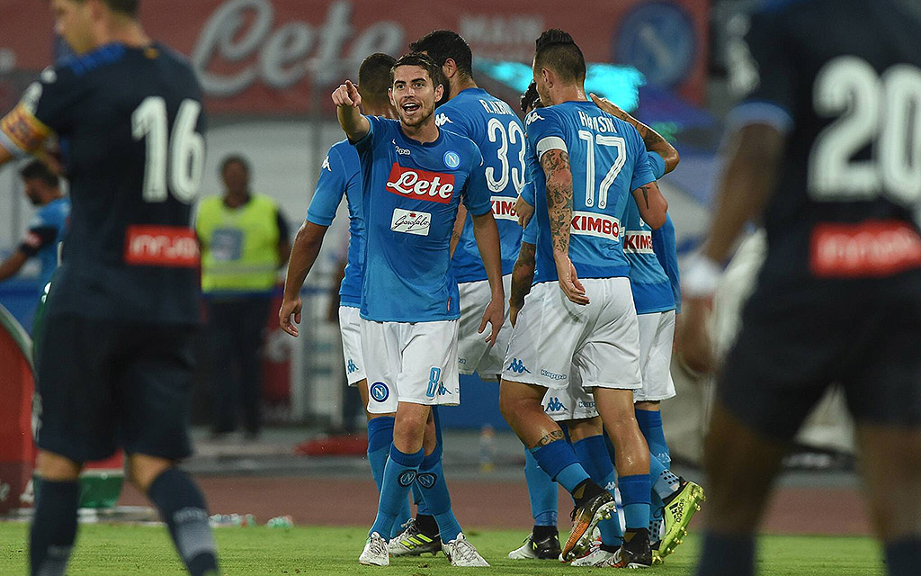 Wird der SSC Neapel seiner Favoritenrolle gerecht?