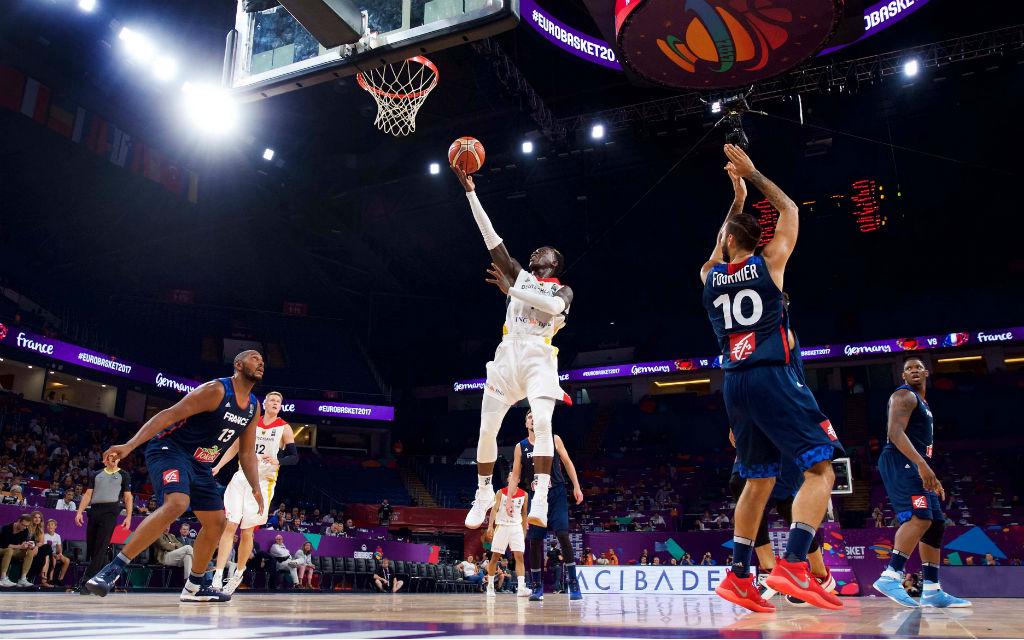 Eurobasket 2017 Achtelfinale Deutschland-Frankreich: Dennis Schroeder (17)