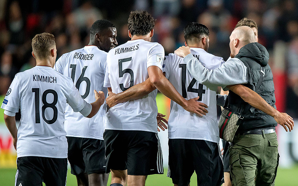 Norwegen: Stolperstein oder Ticketlöser für das DFB-Team?