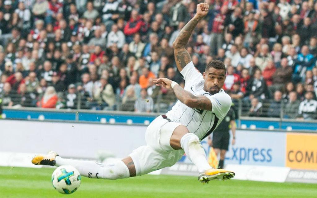 Tore für 1. Heimsieg: Frankfurts Boateng will gegen den VfB gewinnen.