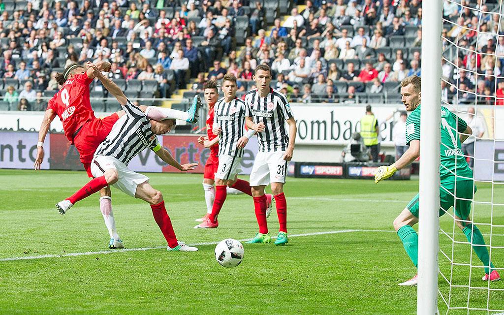 Für RB Leipzig gab's in der Vorsaison ein Sieg, ein Remis