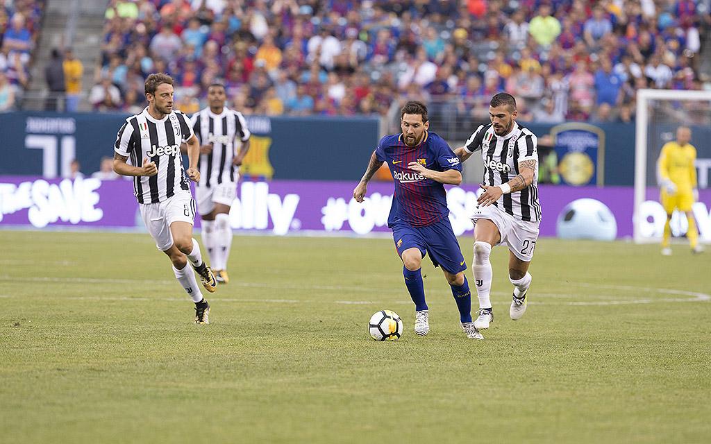 Wichtig für Barcelona wie immer: Lionel Messi