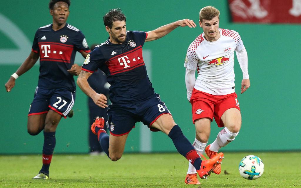 RB will nach der Pokalpleite gegen Bayern Revanche.