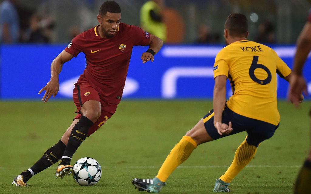 Rom blieb im letzten CL-Heimspiel gegen Atletico ohne Tore.