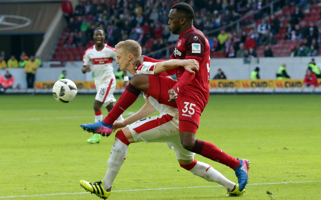 Selbstvertrauen aus der Vergangenheit schöpfen klappt nur bei VfB: Er gewann die letzten beiden Partien gegen den FCK.