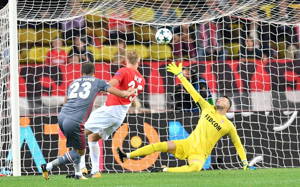 Im Hinspiel siegte Besiktas beim AS Monaco mit 2:1