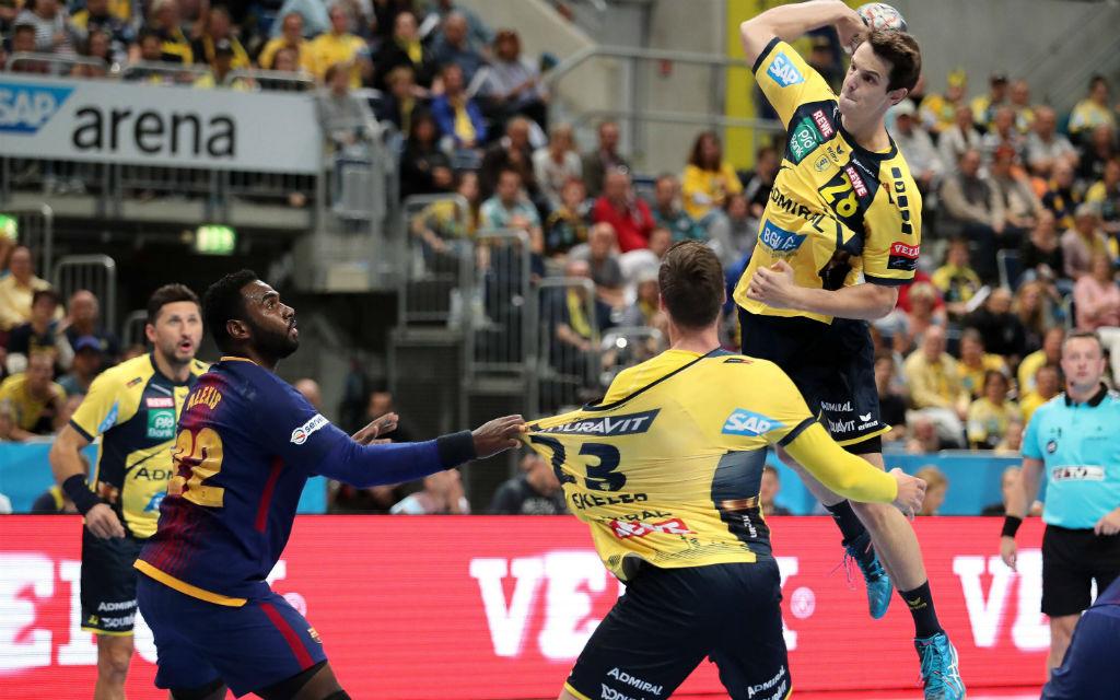 Ein Unentschieden der Rhein-Neckar Löwen zum Start der CL gegen Barcelona.