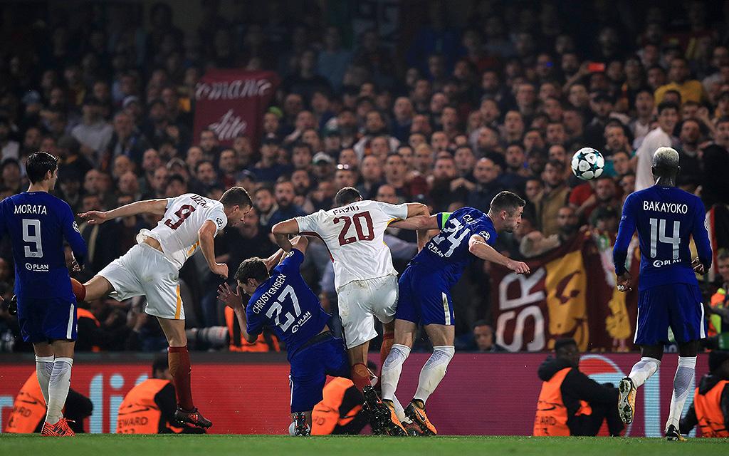 Chelsea - Rom 3:3: Sechs Tore gab es in London! Und diesmal?