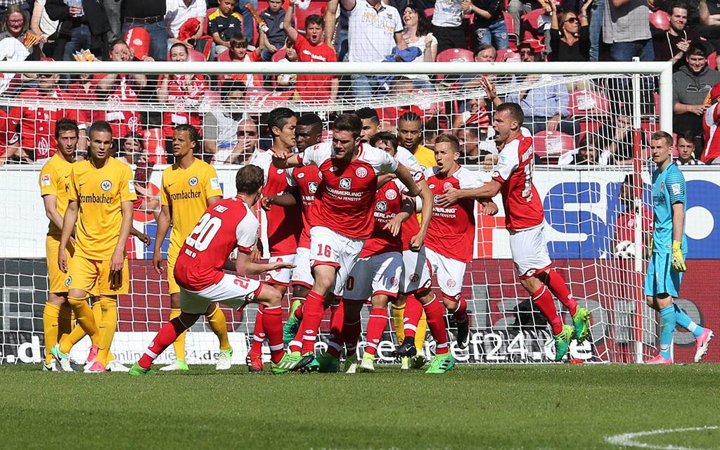 Wer gewinnt das Derby in Mainz? Der FSV oder Frankfurt?