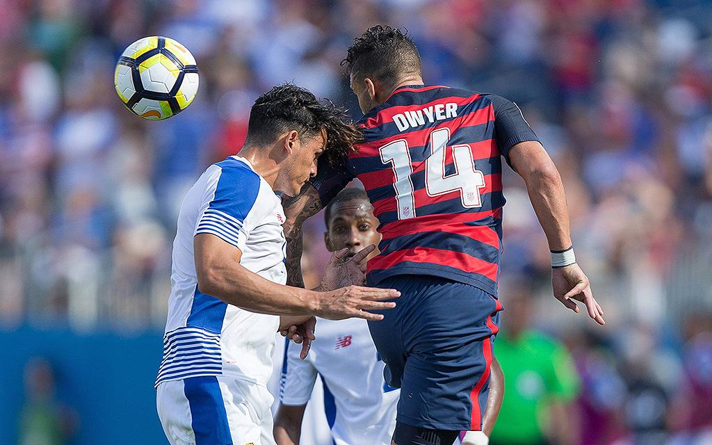 Die USA und Panama trennten sich zuletzt vier Mal 1:1