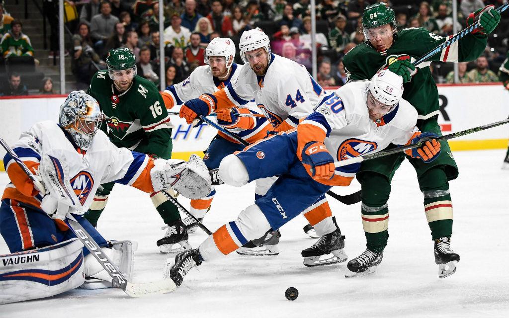 Die Islanders haben die letzten beiden Spiele souverän gewonnen.